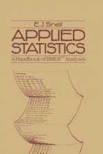 Applied Statistics, 1
