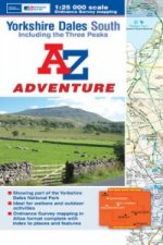 Yorkshire Dales (South) Adventure Atlas