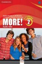 More! Level 2 Audio CDs (3)