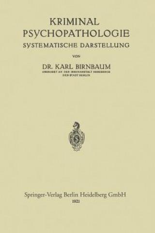 Kriminal-Psychopathologie