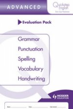 Quickstep English Advanced Stage Evaluation Pack
