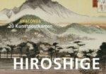 Utagawa Hiroshige, Postkartenbuch