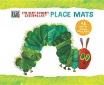 World of Eric Carle the Very Hungry Caterpillar Place Mats