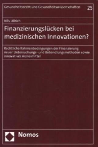 Finanzierungslücken bei medizinischen Innovationen?