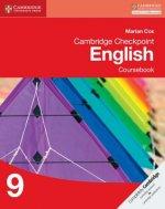 Cambridge Checkpoint English Coursebook 9