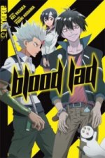 Blood Lad Novel. Bd.1