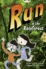 Adventure Kids: Run in the Rainforest (Turquoise A) NF 6-pac