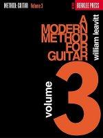 Modern Method for Guitar, Volume 3