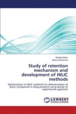 Study of retention mechanism and development of HILIC methods