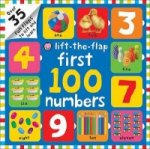 Lift-the-Flap First 100 Numbers