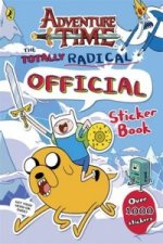 Adventure Time: The Totally Radical Official Sticker Book