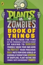 Plants vs. Zombies: Book of Things (to Do to Pass the Time i