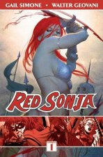 Red Sonja Volume 1: Queen of Plagues