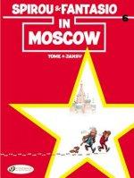 Spirou & Fantasio Vol.6: Spirou & Fantasio in Moscow