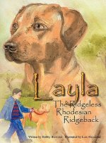 Layla the Ridgeless Rhodesian Ridgeback
