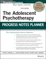 Adolescent Psychotherapy Progress Notes Planner
