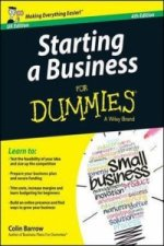 Starting a Business For Dummies(R)