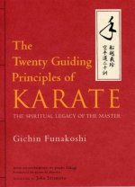 Twenty Guiding Principles of Karate
