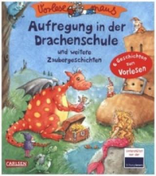 Vorlesemaus - Aufregung in der Drachenschule