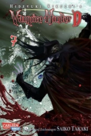Vampire Hunter D. Bd.7