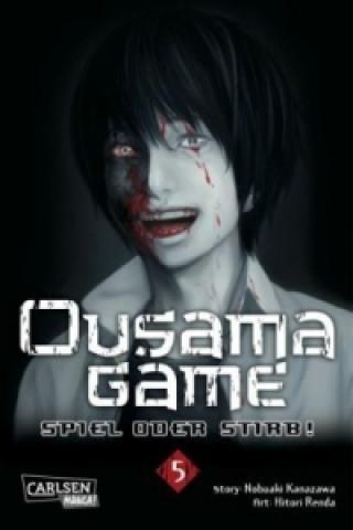 Ousama Game - Spiel oder stirb!. Bd.5