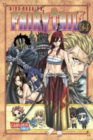 Fairy Tail. Bd.34
