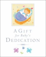 Gift for Baby's Dedication