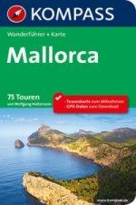 KOMPASS Wanderführer Mallorca, m. 1 Karte