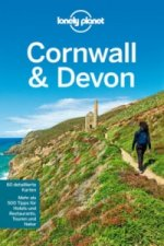 Lonely Planet Cornwall & Devon