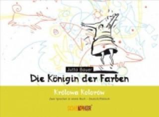 Die Königin der Farben, deutsch-polnische Ausgabe. Królowa Kolorów