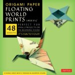 Origami Paper - Floating World Prints - 8 1/4