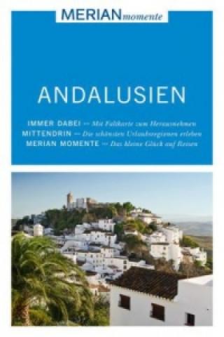MERIAN momente Reiseführer Andalusien