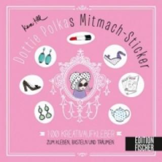 Dottie Polkas Mitmach-Sticker