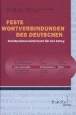 Feste Wortverbindungen des Deutschen
