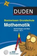 Duden Basiswissen Grundschule Mathematik, m. CD-ROM