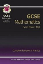 GCSE Maths AQA Complete Revision & Practice with Online Edit