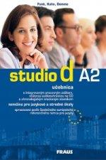 Studio d A2 Učebnice