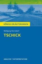 Tschick von Wolfgang Herrndorf
