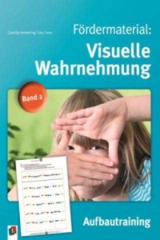Fördermaterial: Visuelle Wahrnehmung. Bd.2