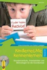 Kinderrechte kennenlernen, Klasse 3/4, m. CD-ROM