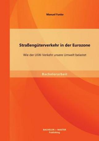 Stra eng terverkehr in Der Eurozone