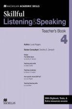 Skillful Level 4 Listening & Speaking Teacher's Book & Digibook Pack
