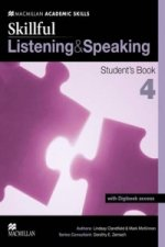 Skillful - Listening and Speaking - Level 4 Student Book & Digibook