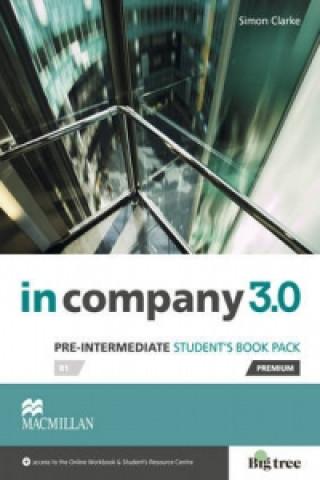 In Company 3.0 Pre-Intermediate Level Student's Book Pack