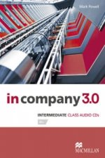 In Company 3.0 Intermediate Class Audio CDs (2)