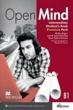 Open Mind British edition Intermediate Level Student's Book Pack Premium