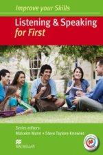 Improve your Skills: Listening & Speaking for First Student's Book without key & MPO Pack