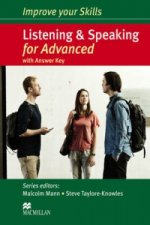 Improve Your Skills: Listening & Speaking for Advanced Student's Book with Key Pack