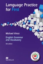 Language Practice for First 5th Edition Student's Book and MPO without key Pack