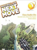 Macmillan Next Move Level 1 Class Audio CD